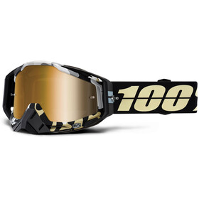 100% Racecraft Anti Fog Mirror Gafas, ergoflash